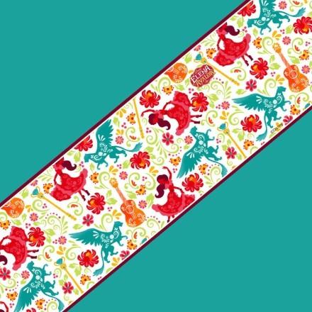 Artistic pattern, Elena of Avalor!