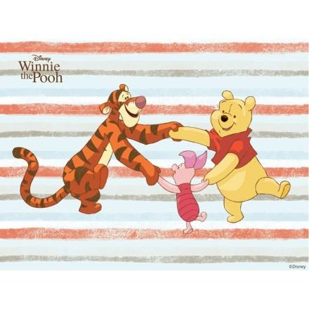 Ο Winnie the Pooh με τους φίλους του