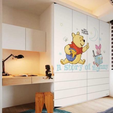 A story of Hunny, Winnie the Pooh