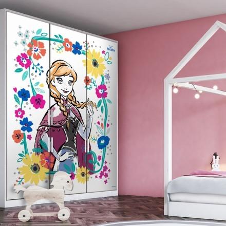 Αννα με λουλουδάκια, Frozen