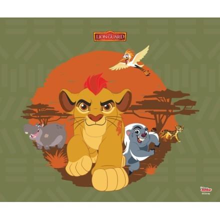 The Lion Guard...!