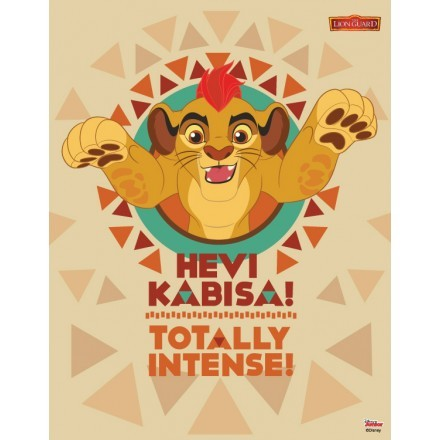 Hevi Kabisa, The Lion Guard