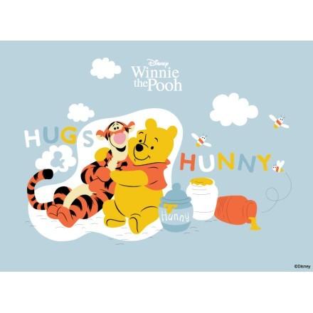 Hugs with Winnie