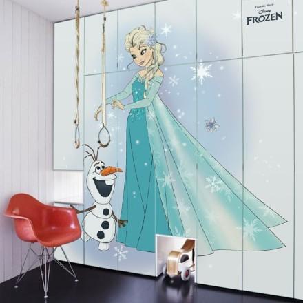 Olaf & Elsa, Frozen