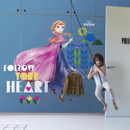 Follow your heart, Frozen