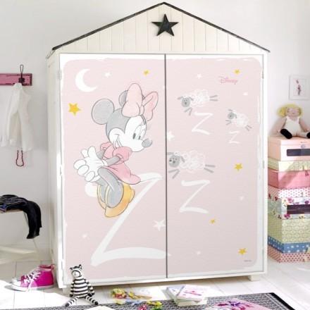 ZzZzZz... Minnie Mouse
