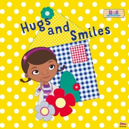 Hugs and smiles, Doc McStuffins