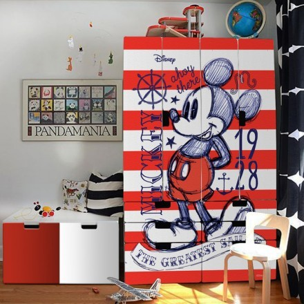 The greatest Sailor, Mickey Mouse