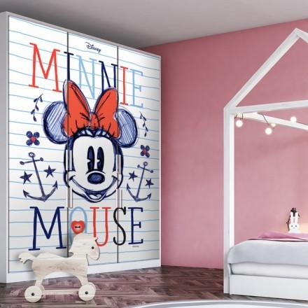Σχέδιο της Minnie Mouse!