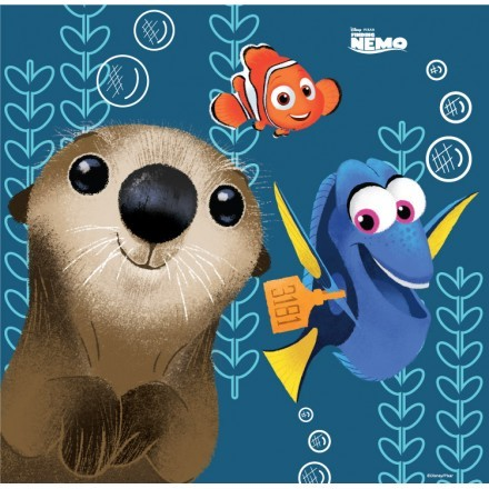 Otter and friends, Finding Dory