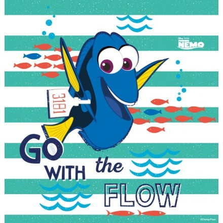 Go with the flow, Finding Dory
