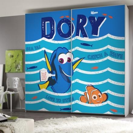 Αγαπώ το κολύμπι, Finding Dory