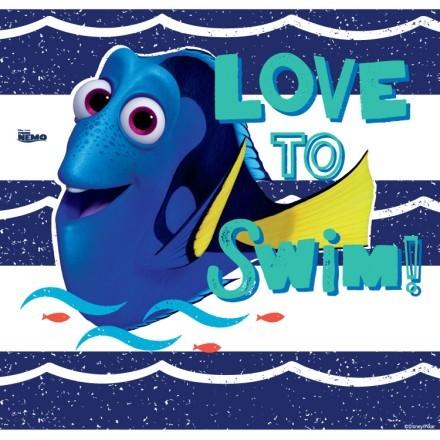 Η Dory αγαπά το κολύμπι, Finding Dory