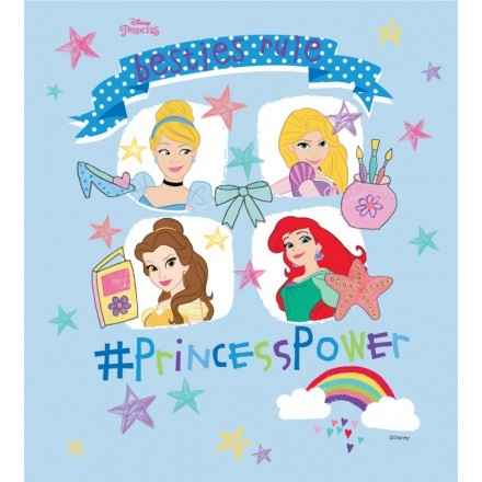 Όλες οι πριγκίπισσες μαζί