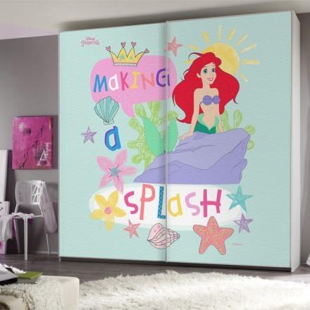 Making Splash, Ariel