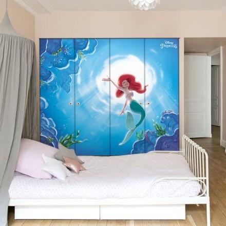 H Ariel κολυμπάει χαρούμενα, Princess