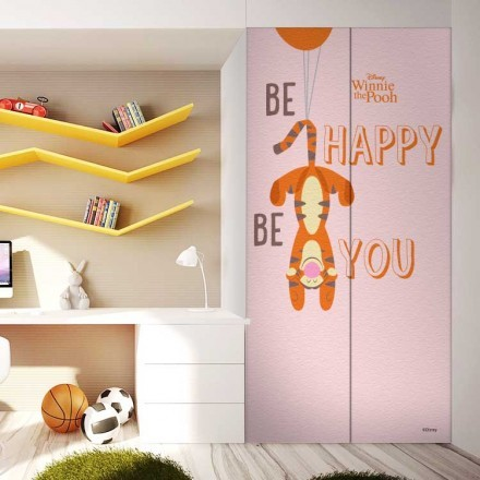 Be Happy, Be you!! Winnie the Pooh