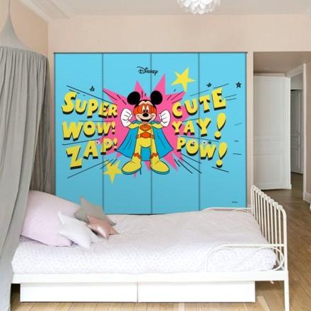 Υπερήρωας Μickey Mouse