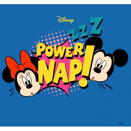 Power Nap, Mickey Mouse