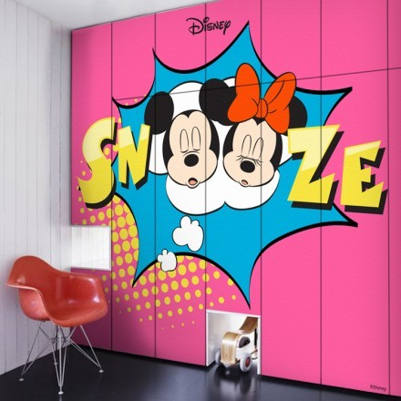 Snooze, Mickey Mouse