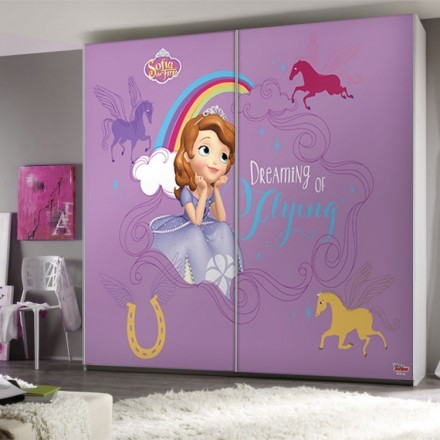Dreaming of flying, Sofia the First
