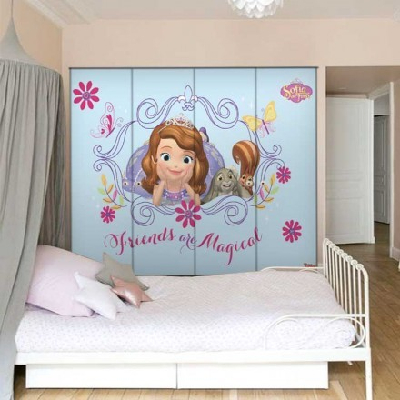 Whatnaught, Clover & Sofia The First