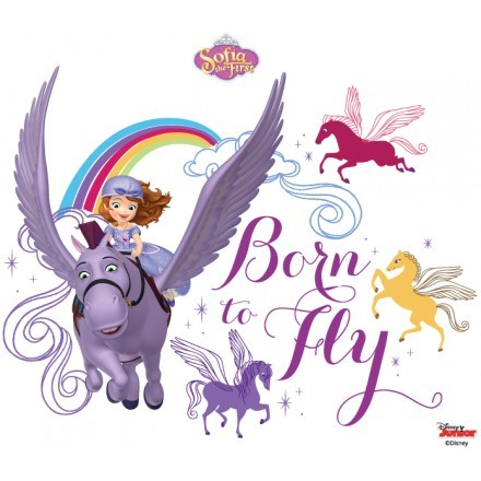 Born to Fly, Sofia the First!