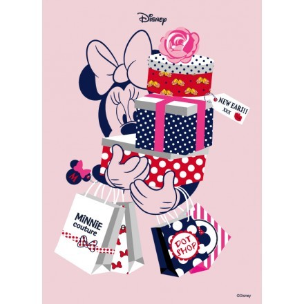 Η Minnie ψωνίζει!
