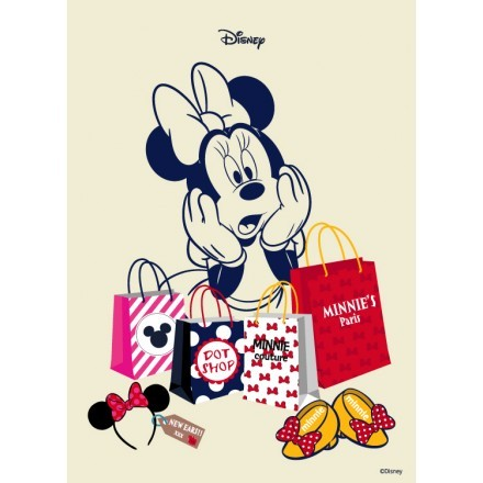 Η Minnie Mouse!