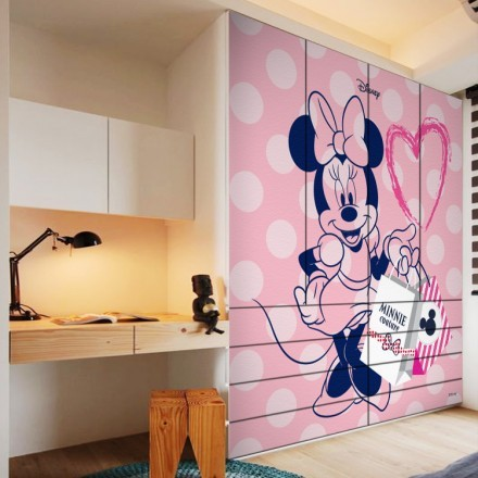 Minnie couture, Minnie Mouse