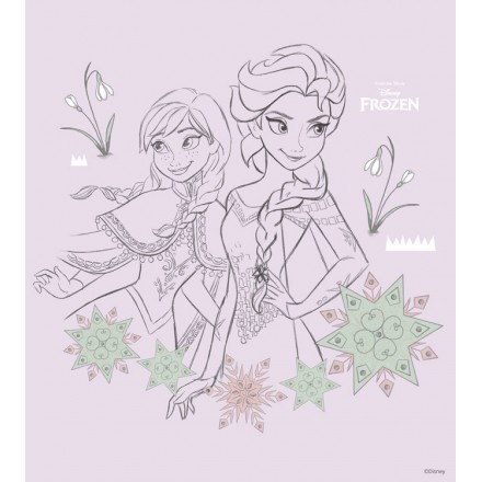 Elsa & Anna, Frozen