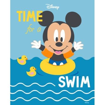 Ώρα για κολύμπι, Mickey Mouse