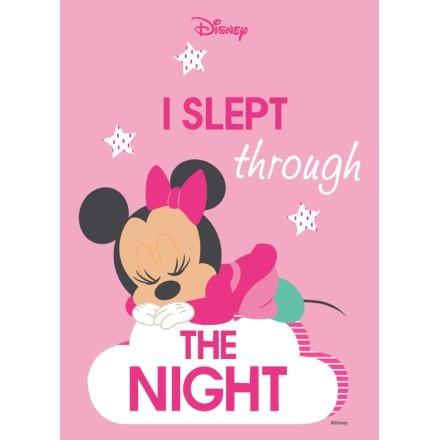 Η Minnie κοιμάται!