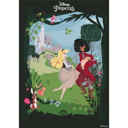 Χαρούμενες Πριγκίπισσες στο δάσος!