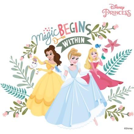 Magic begins within, Princess