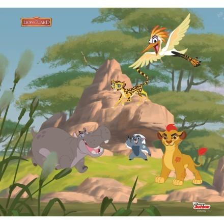 Ο Κίων και οι φίλοι του, Lion Guard