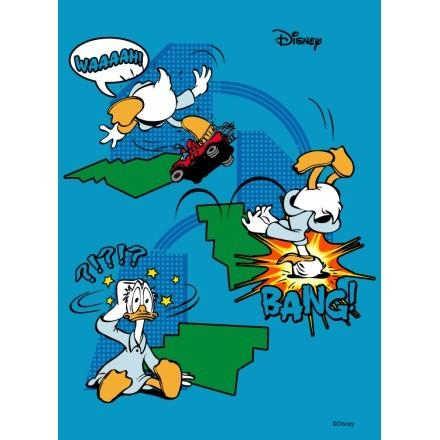 Ο Donald Duck πέφτει!