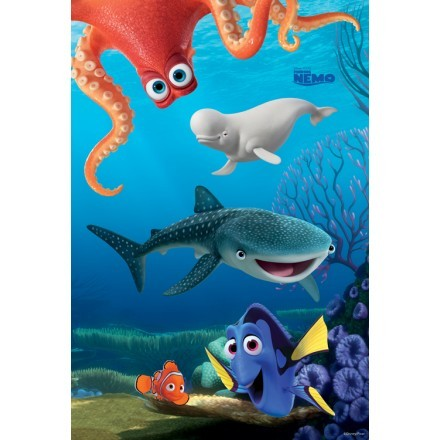 Dory, Nemo and her friends, Finding Dory