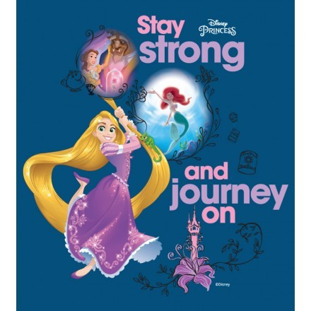Stay strong, Princess