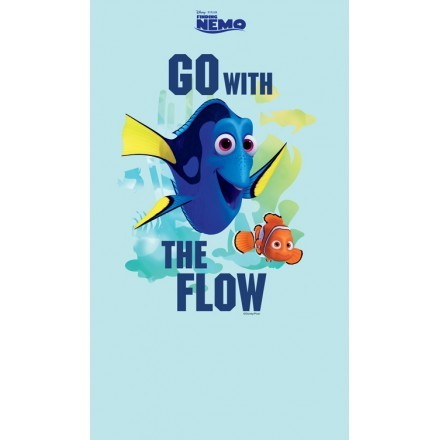 Go with the flow, Finding Dory!