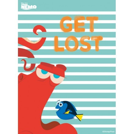 Get lost, Finding Dory