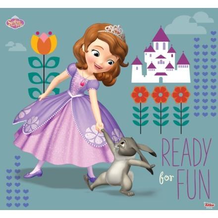 Έτοιμη για διασκέδαση, Σοφία η Πριγκίπισσα!