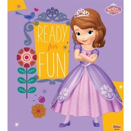 Ready for Fun , Sofia the First!