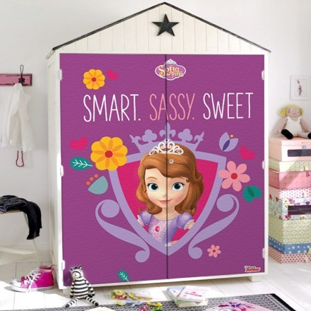 Smart, Sassy, Sweet, Sofia the first!