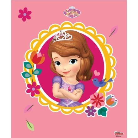Η Πριγκίπισσα Σοφία ανάμεσα σε λουλούδια!