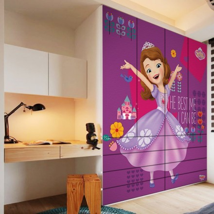 The best me, I can be, Sofia the first!