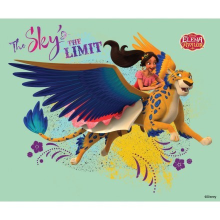 The sky is the limit, Elena of Avalor