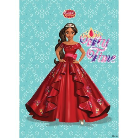 My time, Elena of Avalor
