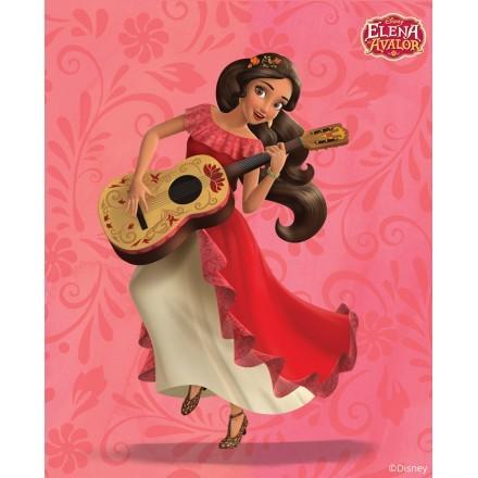 Η Έλενα του Άβαλορ με τη κιθάρα της