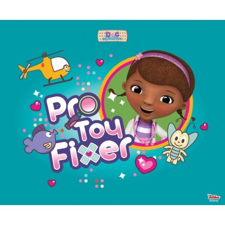 Pro toy fixer, Doc McStuffins